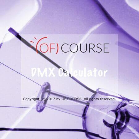 DMX Calculator
